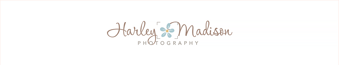 Cream Ridge NJ Family and Child Photographer Harley Madison Photography logo